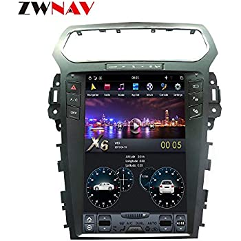 Amazon.com: ZWNAV 12.1 inch Android 8.1 Car Stereo for