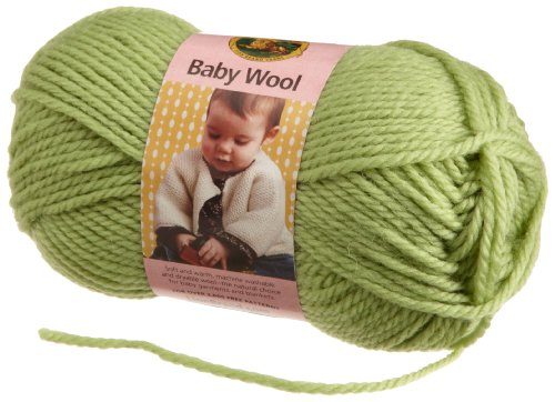 Lion Brand Baby Soft Yarn - 9