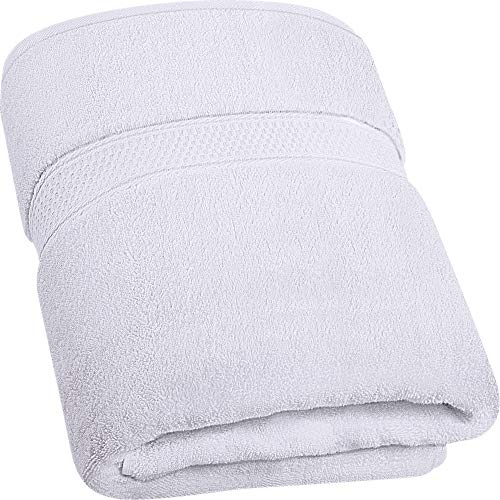 Utopia Towels 700 GSM Premium Cotton Extra Large Bath Sheet (35 x 70 Inches) Soft Luxury Bath Towel