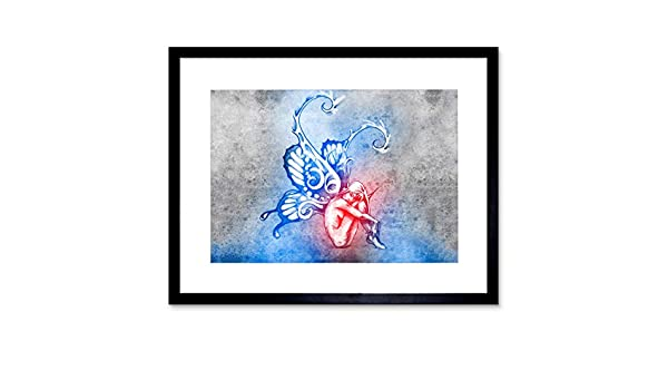 Amazon Com Painting Drawing Tattoo Sketch Colour Butterfly Fairy
