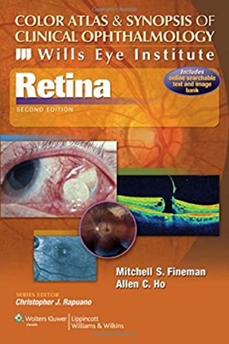 color atlas and synopsis of clinical ophthalmology wills eye rh amazon com Crownpoint Eye Care Ophthalmology Zieker Eye Wilton Ophthalmology PC