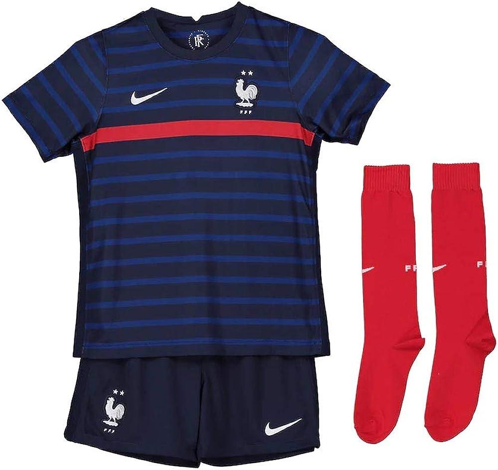 Nike 2020-2021 France Home Mini Kit