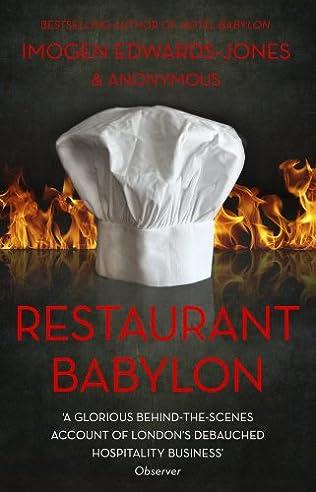 book cover of Restaurant Babylon