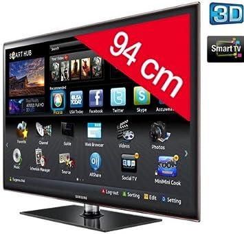 Samsung UE37D6200TSXXN - TV, Pantalla 37 pulgadas: Amazon.es: Electrónica