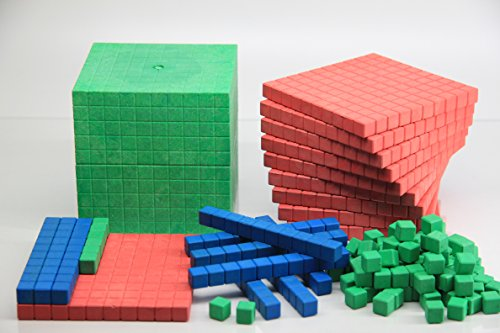 WISSNER Montessori-Juego de 10 Bases de Colores de RE-Wood, 121 Piezas, en Caja de cartón, Multicolor: Amazon.es: Industria, empresas y ciencia