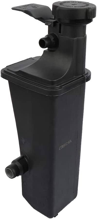 BRTEC Coolant Reservoir Expansion Tank with Cap for 2001 2002 2003 2004 2005 BMW 330i(325Ci;325i;328Ci)2004 2005 2006 2007 2008 2009 2010 BMW X3 Coolant Reservoir Pressurized bottle with Cap