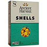 Ancient Harvest Gluten Free Pasta Shells, 8 Ounce