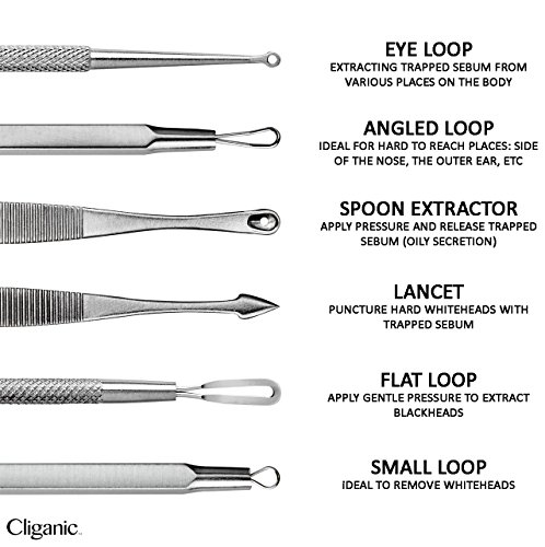 Dermatologist Blackhead Removal Tool | Shakeela Barsar