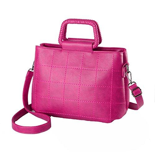 Yy.f Nuevos Bolsos De Mano Bolsos Pequeños Cuadrados De Moda Bolsos Bordados Hombro Bolso Femenino Diagonal Multicolor Grey
