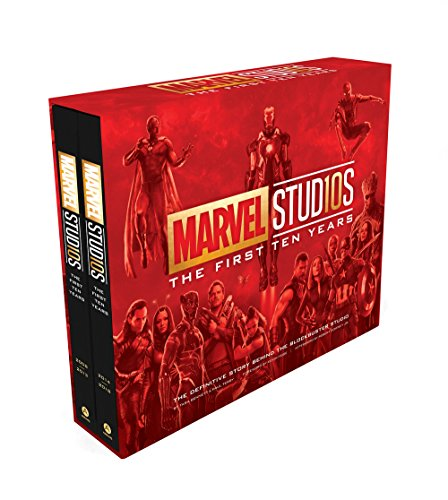 Marvel Studios  The First Ten Years  The Definitive Story Behind The Blockbuster Studio