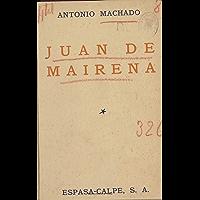 Juan de Mairena :Sentencias, donaires, apuntes y recuerdos de un profesor apócrifo