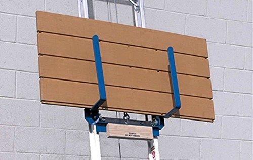 Reimann & Georger 0400562 HandiHoist Accessories 400 lb. Truss Carrier - 7'' Lifts roof trusses, framing Materials and Solar Panels.