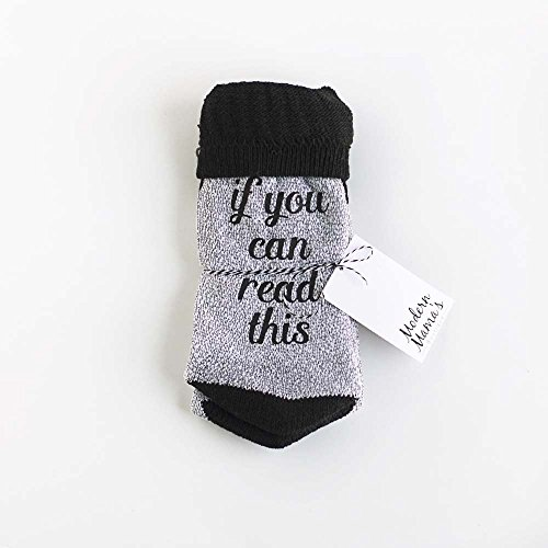 Mens-If-You-Can-Read-This-Socks