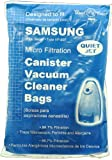 Samsung Type C Canister Vacuum Cleaner Bags, VP-90F