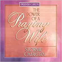 The Power of a Praying Wife Prayer Cards: Stormie Omartian: 9780736904711: Amazon.com: Books