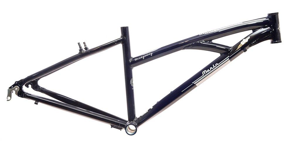 15'' Bridgeway 700c Triple WFG Women's Hybrid / Comfort Bike Frame Blue NEW