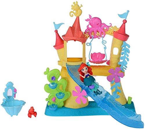 디즈니 프린세스 리틀 킹덤 아리엘 바다의 성