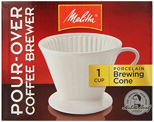 Melitta 64101 Porcelain Cone Brewer product image