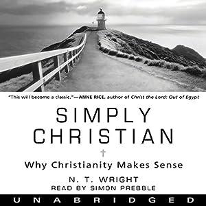 Simply Christian Audiobook