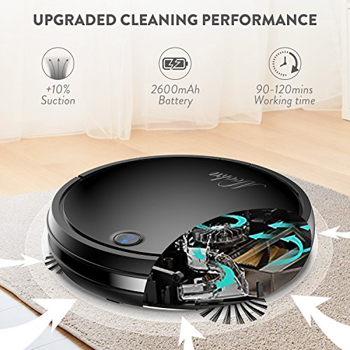 Robot Vacuum Cleaner, MOOKA I3, Powerful Suction,...