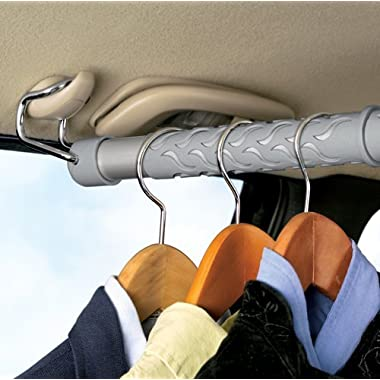 High Road Expandable Car Clothes Bar