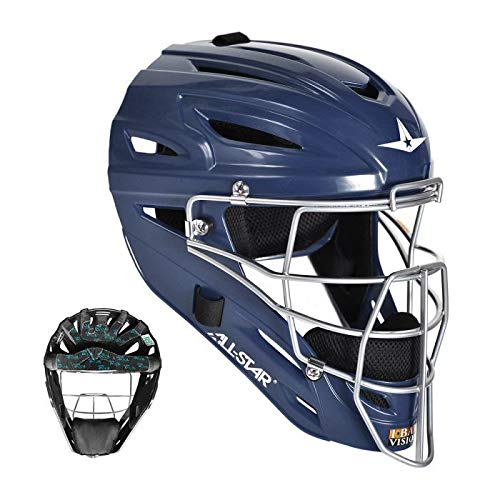 All-Star MVP2410 Youth Catchers Helmet by All-Star
