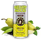 Marley Mellow Mood Relaxation Drink Zero Calorie - Bartlett Pear Black Tea - 16 fl.oz. (Pack of 16)