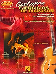 Guitarra Ejercicios de Diapason: Un sistema completo para enterder el diapason