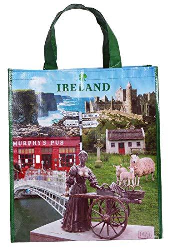Ireland Bag For Life Designed With Beautiful Irish Scenic Images