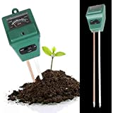 Hydroponic Soil Moisture 3in1 pH Tester Plant Flowers Light Meter coupons 2017