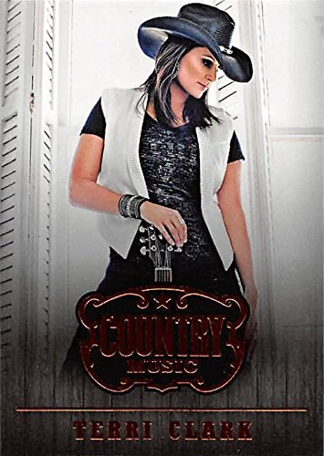 Terri Clark trading card (Country Music Star) 2014 Panini #2 from Autograph Warehouse