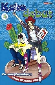 Koko Debut, tome 4 par Kazune Kawahara