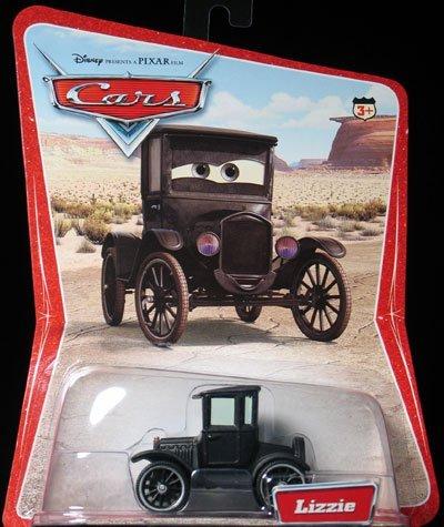Disney Pixar Cars Series 1 Original Lizzie 1:55 Scale Die Cast Car