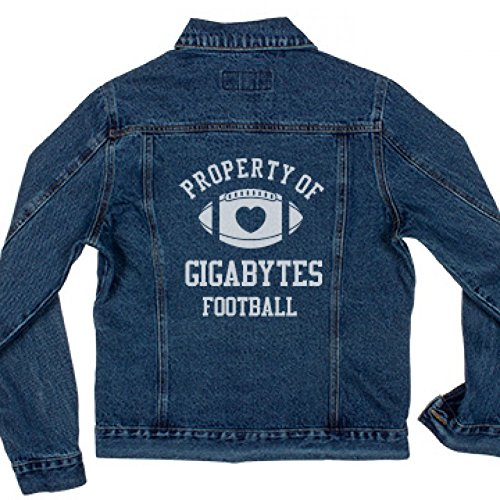 property-of-gigabytes-football-port-authority-ladies-denim-jean-jacket