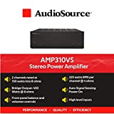 Audiosource AMP310VS 2-Channel Analog Power Amp