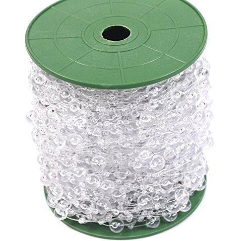 crystal garland roll - 8