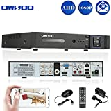 OWSOO 4CH H.264 Full 1080N(9601080) P2P Network DVR CCTV Security Phone Control Motion Detection Email Alarm for Surveillance Camera