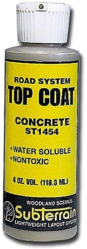 Concrete Top Coat, 4oz