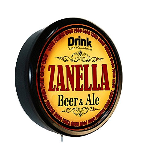 ZANELLA Beer and Ale Cerveza Lighted Wall Sign for sale  Delivered anywhere in USA