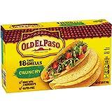 Old El Paso Crunchy Taco Shells, Family Pack, 6.89 oz