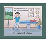 Chiropractic Personalized Gift Custom Cartoon Print 8x10, 9x12 Magnet or Keychain