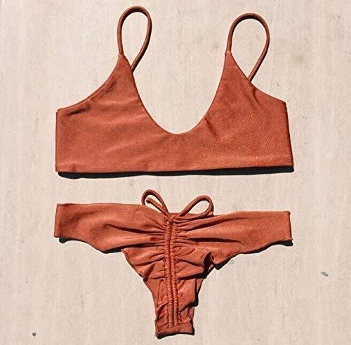 Nuovo Fuweiencore M Dimensione Bikini Color colore Puro znpHOP