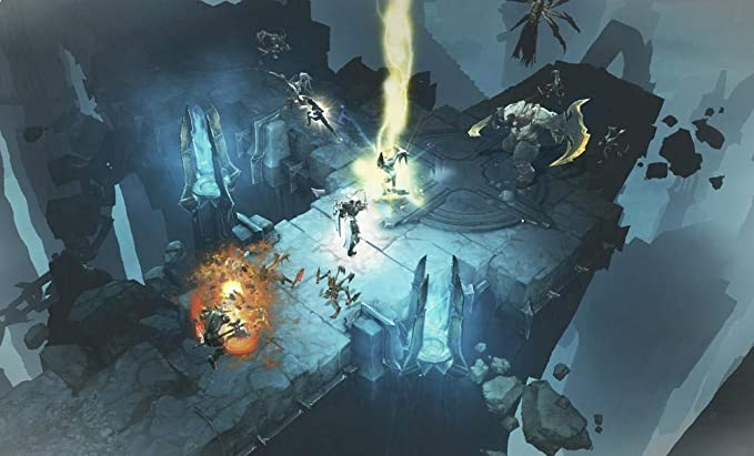 Diablo III Eternal Collection (PS4): Amazon co uk: PC & Video Games