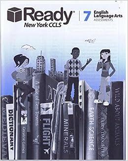 Amazon Com 2014 Ready New York Common Core Practice Ela Grade 7 With Answer Key 9780760984123 Unknown Books