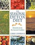The Seasonal Detox Diet, Carrie L'Esperance, 0892819820