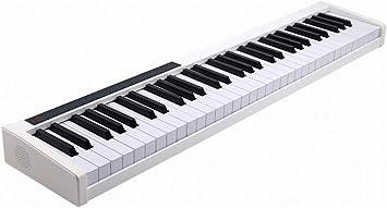 IG Portátiles Teclado de Piano 88 Teclas Inicio de Mano ...