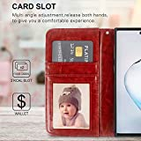 Pingge Samsung Galaxy Note 10 Wallet Case Stylish