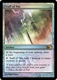 Magic: the Gathering - Staff of Nin (*217) - Prerelease & Release Promos - Foil