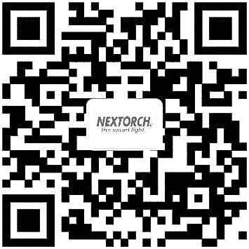 Incluye bater/ía Nextorch Mystar fokussierbare Linterna de 550/l/úmenes