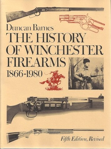 The History of Winchester firearms, 1866-1980